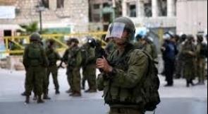 اصابة مواطنين بالاختناق خلال اقتحام الاحتلال ميثلون