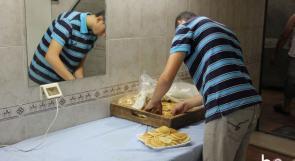 بالصور.. الحركة التجارية برام الله في ثاني أيام رمضان