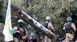"كتائب القسام تقصف ""تل ابيب"" بصاروخي M 75"