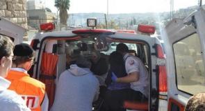 بيت لحم : مستوطن يدهس طفلة و يلوذ بالفرار