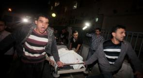 شهيد في غزة اليوم