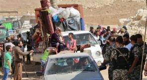 عون: لبنان لم تعد تحتمل النزوح السوري
