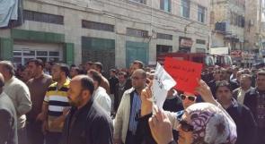 """كاميرا وطن تستطلع آراء المعلمين والمواطنين في الخليل حول """"الإضراب"""""""