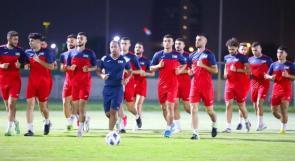 """""""الأولمبي"""" يستعد لمواجهة تركمانستان في افتتاح مبارياته بتصفيات آسيا"""