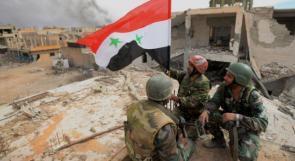 الجيش السوري يتقدم جنوب دمشق