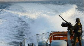 الاحتلال يستهدف قوارب الصيادين في غزة