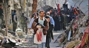 الأورومتوسطي:3600 لاجئ فلسطيني قتلوا بسبب الحرب في سوريا
