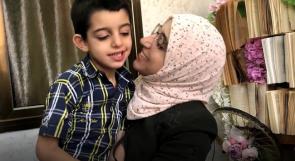 """صرخة عبر وطن: الطفل """"إسلام"""" مصاب بالتوحد وابن لأسير ومحروم من حقه في التعليم والتأهيل"""