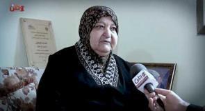 """خنساء فلسطين لوطن: """"احنا ما بننهد ولا ننكسر بسبب كومة من الحجارة"""""""