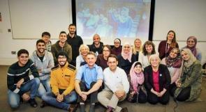 """أول طالب أوروبي تستضيفه الجامعة الإسلامية في قطاع غزة ضمن برنامج """"ايراسموس بلس"""""""