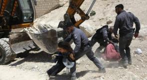 مجلس حقوق الإنسان يدين قرار الاحتلال هدم الخان الأحمر