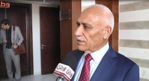 """الداخلية لوطن : الاحتلال يضع العراقيل والقيود امام عمل المؤسسة الامنية بخاصة في مناطق""""ج"""""""