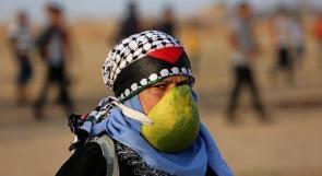 أهالي غزة يبتكرون طرقاً في مواجهة غاز الاحتلال