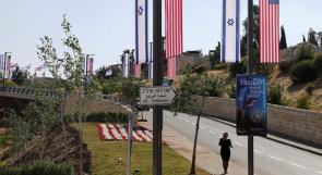 """خيارات """"مفتوحة"""" امام الفلسطينين للرد على نقل السفارة الأمريكية للقدس"""