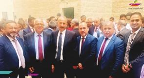البنك الاسلامي العربي الراعي الماسي لمؤتمر المغتربين للمرة الثانية في نابلس