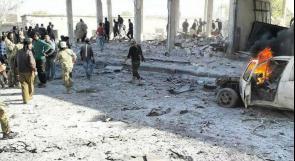 """مقتل 3 وإصابة 20 في هجوم في منطقة """"تل أبيض"""" السورية"""
