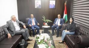 """منظمة """"البيدر للدفاع عن حقوق البدو"""" ووزارة العدل تؤكدان على أهمية توثيق انتهاكات واعتداءات الاحتلال اليومية على التجمعات البدوية"""