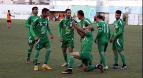 شباب رفح يكتسح غزة الرياضي برباعية ويعتلي صدارة الدوري الممتاز مؤقتا