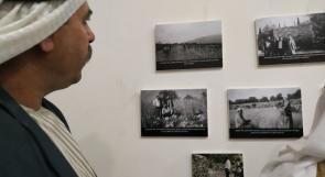 """""""من ذاكرتي"""".. لاجئو الجلزون ينفضون الغبار عن ذاكرتهم الصورية"""