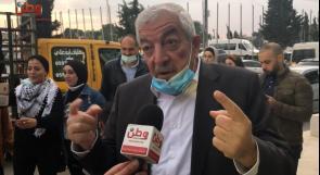العالول لـوطن: واضح لنا وللعالم أن الذي يقف خلف اغتيال الرئيس عرفات هو الاحتلال
