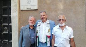 الجاليات الفلسطينية في أوروبا تطالب الأمم المتحدة بتحمل مسؤولياتها في حماية دولة فلسطين