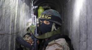 فيديو .. شبكة CNN الامريكية في انفاق سرايا القدس