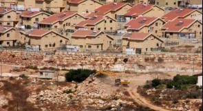 المصادقة على مشروع قانون يلزم حكومة الاحتلال بإنشاء بنى تحتية لنقاط استيطانية عشوائية