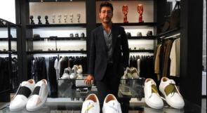قصة نجاح   لاجئ سوري يطلق علامة تجارية للأحذية الرياضية لأثرياء باريس