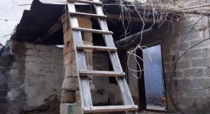غزة: مصرع سيدة جراء انهيار سقف منزل كانت بداخله