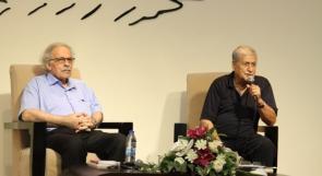 """زهير صباغ يطلق كتابه """"الطبقة العاملة الفلسطينية"""" في متحف درويش"""