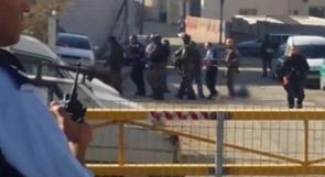 الاحتلال يحتجز 5 فتيات قرب الحرم الابراهيمي