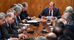 الحسابات الصغيرة تفشل الأهداف الكبيرة.. لقاء موسكو نموذجا