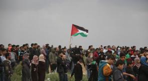 مسيرة العودة ..ستبقى الرؤوس مرفوعة في مواجهة رصاص الاحتلال