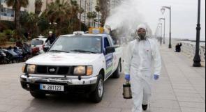 """إعلان حالة الطوارئ الصحية في لبنان بسبب """"كورونا"""""""