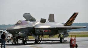"""لأول مرة في تاريخها.. تحطم مقاتلة """"شبح"""" الأمريكية من طراز """"إف-35 بي"""""""