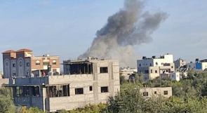 """اصابات بانفجار """"ضخم"""" بمنزل في بيت حانون"""