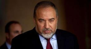 ليبرمان يصل كرم أبو سالم ويتوقع مزيداً من الهدوء على الحدود