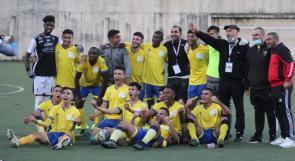 مركز طولكرم يتجاوز نادي جنين ويحجز أولى بطاقات نهائي دوري الشباب المركزي