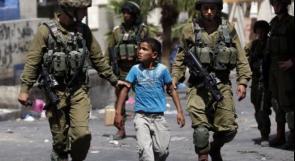 فيديو|  الاحتلال يبطش بأطفال الخليل