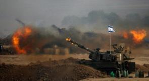 مدفعية الاحتلال اطلقت قذيفة انحرفت عن مسارها وأخطأت الهدف خلال العدوان على جنوب لبنان