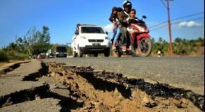 زلزال بقوة 6.7 درجة على مقياس ريختر يضرب قبالة سواحل إندونيسيا!