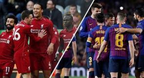 """أبطال أوروبا: ليفربول يبحث عن """"المعجزة"""" أمام """"المنتشي"""" برشلونة"""