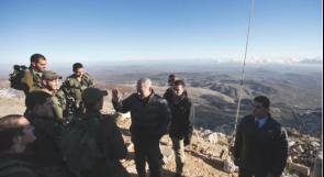 """العدوان  على سوريا:  على إسرائيل استغلال """"الازمات """""""