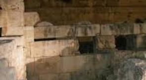 الاحتلال يعتزم تدمير موقع أثري عربي في الداخل لصالح مركز للمستوطنين