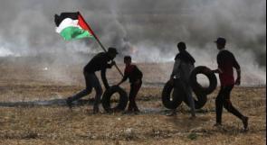 المظاهرات في غزة مدفوعة بعاملين: يأس الجماهير، ودعوات حماس