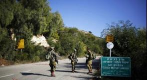 جيش الاحتلال يقرر استمرار حالة التأهب شمال فلسطين المحتلة