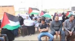 فيديو| في الأول من أيار .. عمال غزة لوطن : نعجز عن توفير لقمة عيش لأطفالنا