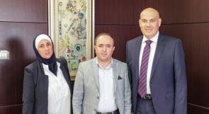 بنك القدس يواصل دعمه لجمعية الحياة لمكافحة السرطان