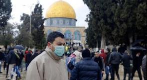 """القدس: ارتفاع خطير بأعداد المصابين بفيروس """"كورونا"""" في المحافظة"""