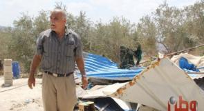 سبسطية في رصيف وطن: ميدالية أبو فارس شاهدة بين الركام